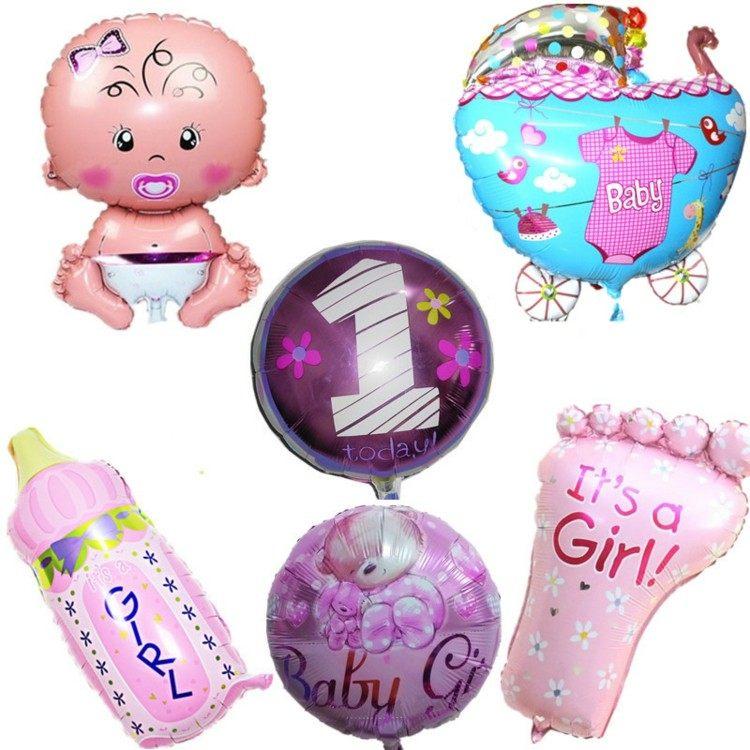 originales diseños globos helio