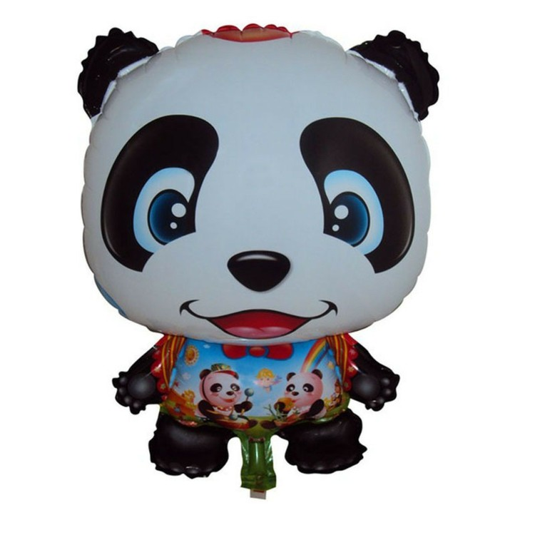 diseño oso panda globo helio
