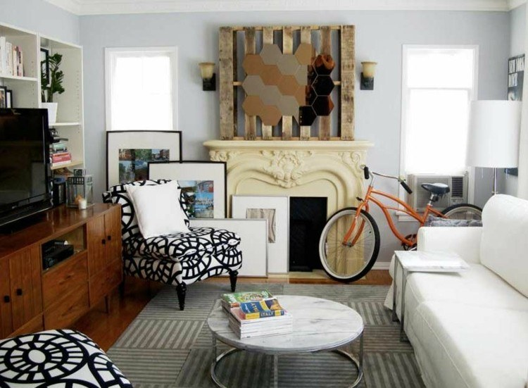 palets mobiliario creativo contemporaneo sofa