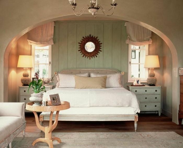 paneles madera pared dormitorio Wendi Young ideas