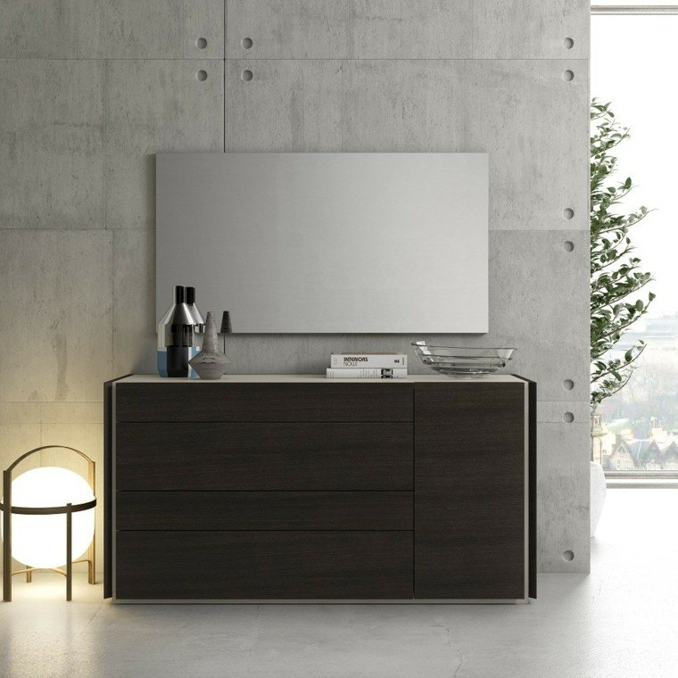 Mueble Baño Microcemento:pared microcemento baños mueble lavabo baño