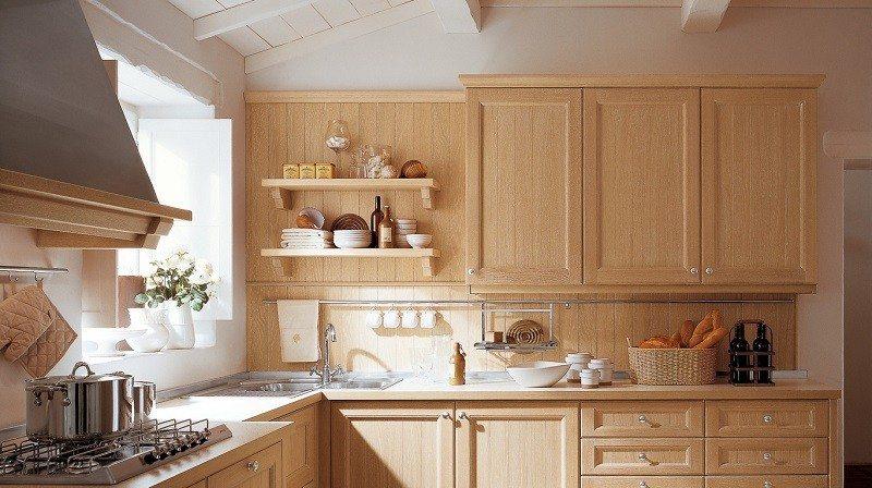 Decoracion de cocinas 36 ideas para enriquecer la cocina for Cocinas modernas color madera