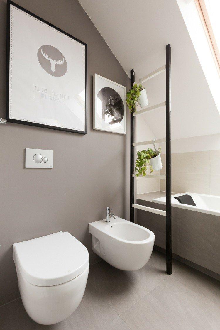 paredes claro estilos diseños grises cuadros