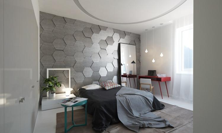 paredes grises blanco colores texturas
