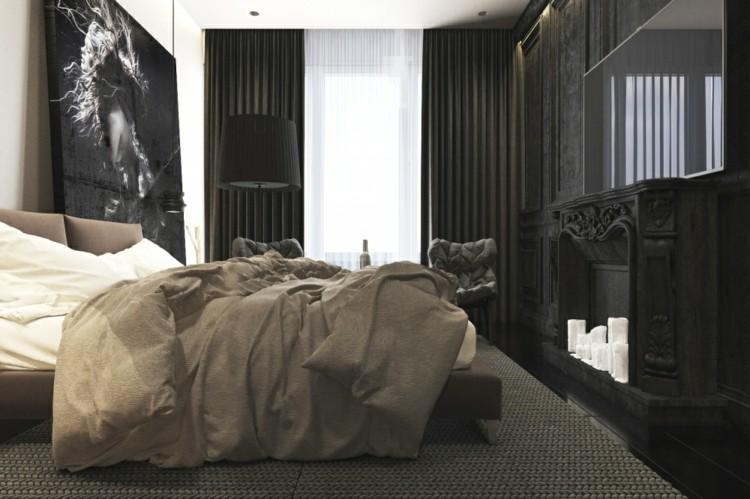 paredes suelo maderas velas alfombras