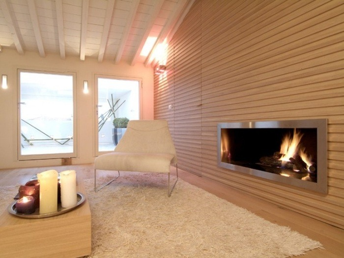 paredes variantes salones madera velas