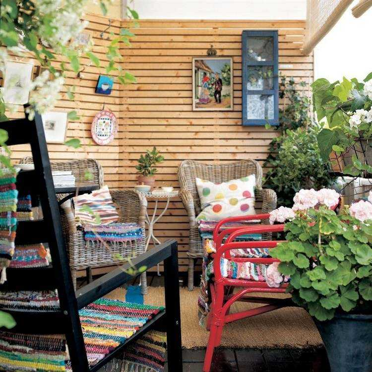 revestimientos madera natural terrazas