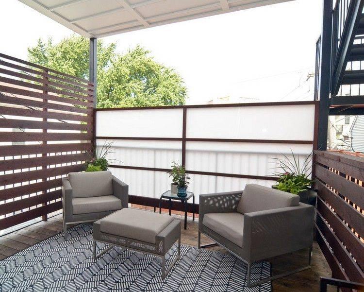 Persianas vallas y rejas de madera para la terraza for Rejas de madera