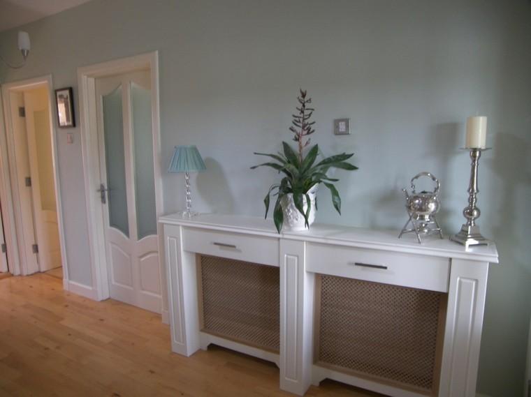 radiadores cubiertos c mo camuflarlos de manera elegante On muebles para cubrir radiadores