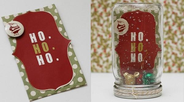 regalos para navidad tarjetas bote