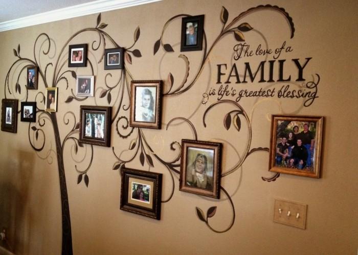 regalos personalizasdos foto muralla sorprender familia ideas
