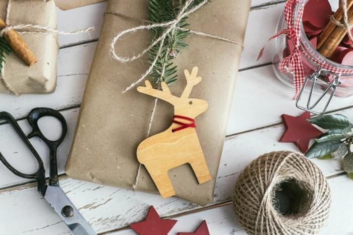 regalo personalizasdos reno papel beige ideas