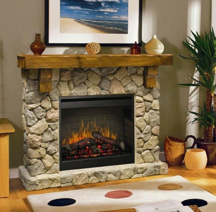 Chimeneas rusticas para ambientes campestres frescos - Disenos de chimeneas rusticas ...