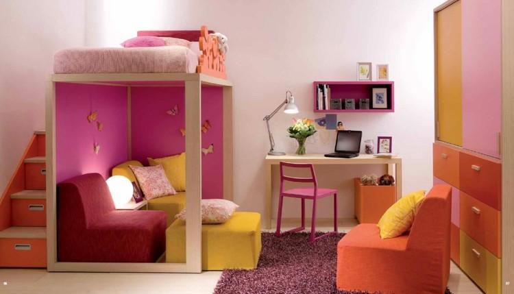 rosa estilos variante infantil gavetas