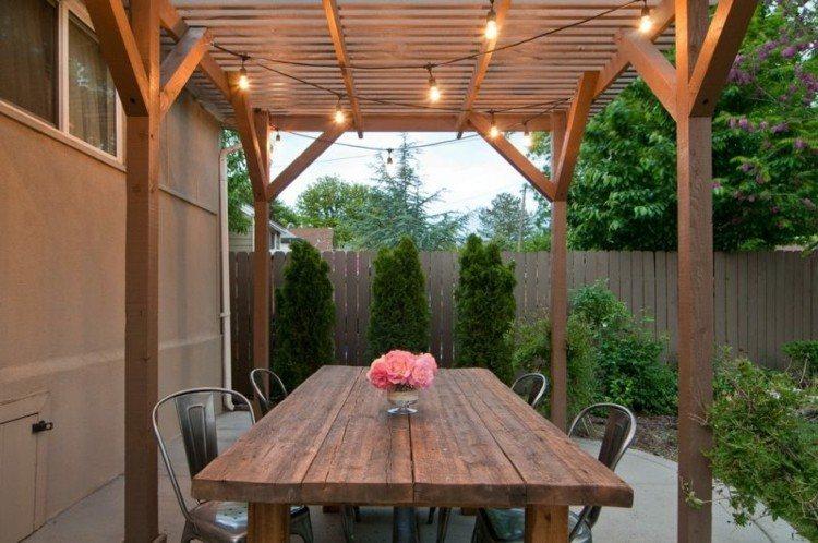 rustica mesa ideas decorado calido
