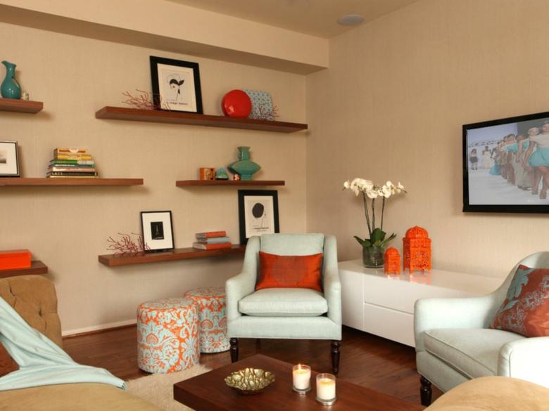 como decorar un salon pequeño estupendo diseño