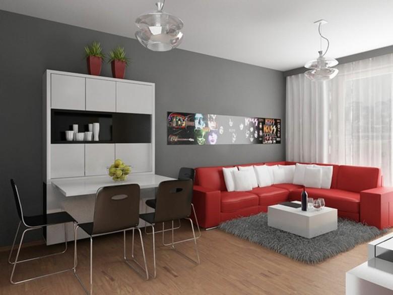 sala estar mesa comedor muebles