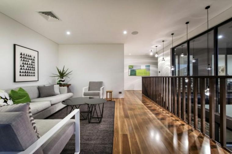 salon terraza baranda madera deco
