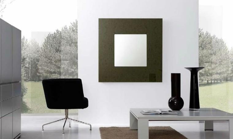 salon despacho marco color verde