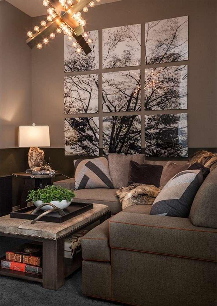 salones diseño maderas marrones tradicional calido