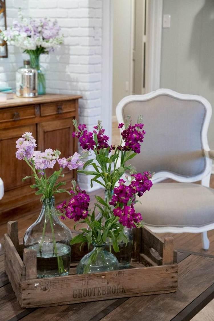 salones diseño maderas natural maderas flores