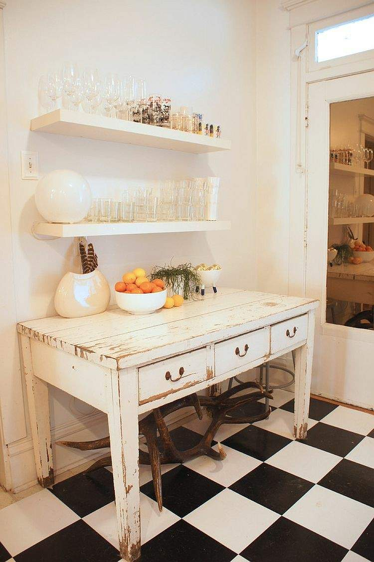 Shabby chic cocinas elegantes para personalizar tu hogar - Cocinas estilo shabby chic ...