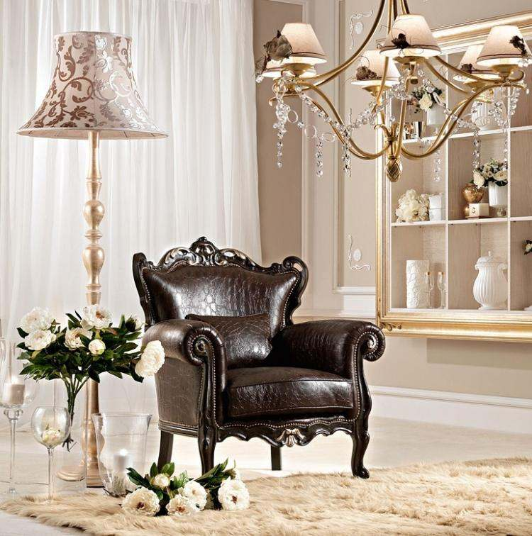 sillones casa moderna diseno salon ideas