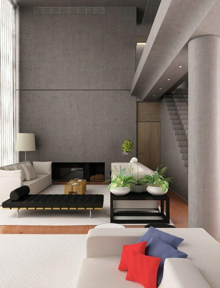 Decoracion de salones de estilo minimalista for Decorar salon minimalista