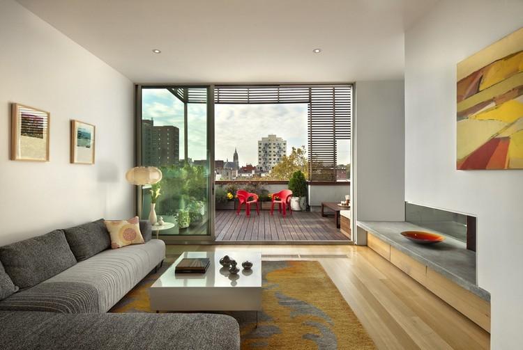 suelo terraza moderna madera