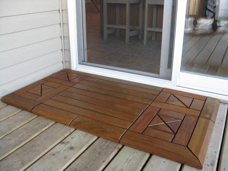 suelos madera exterior laminas madera ideas