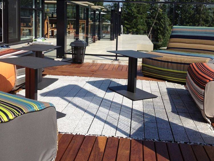 suelos madera pavimento combinacion muebles comodos