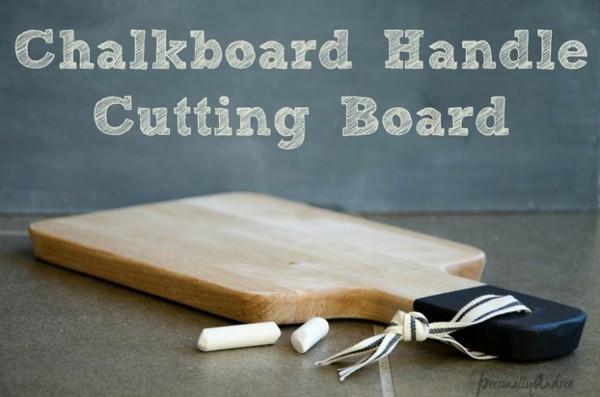 tabla cortar madera tizas deco