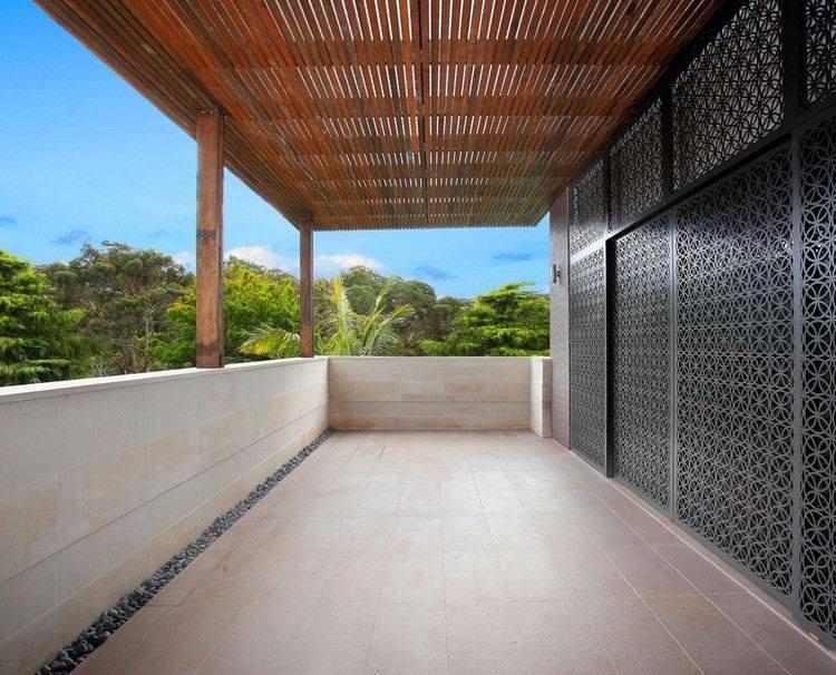 techo velador terraza madera