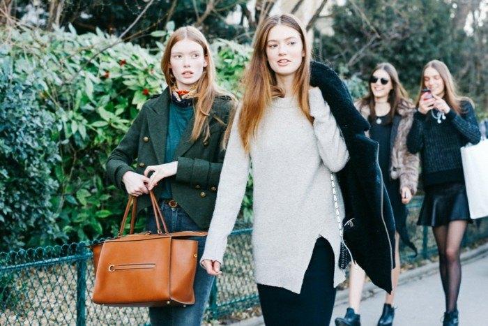 invierno 2015 jersey largo bolso precioso ideas