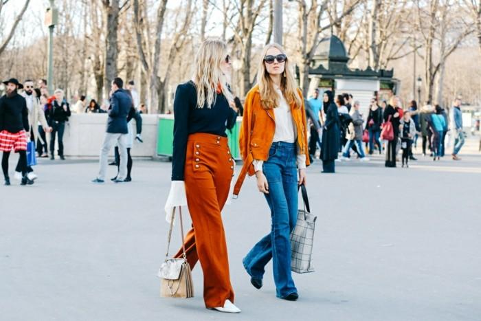 invierno 2015 pantalones estilo retro ideas