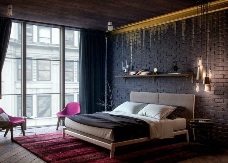 texturas paredes diseo creativo ladrillos dorados