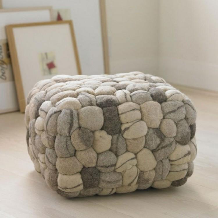 trenzado alfombra sillas informal tejidos