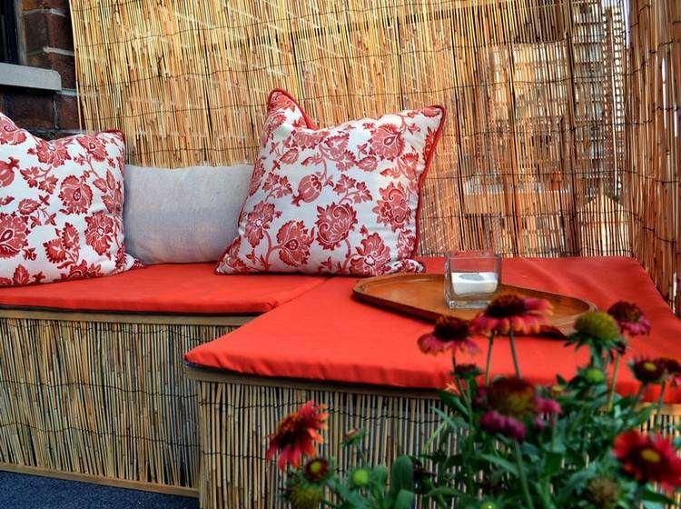 persianas valla cobertura madera terraza