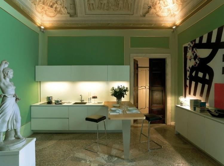 verde estilos diseños calido dorados