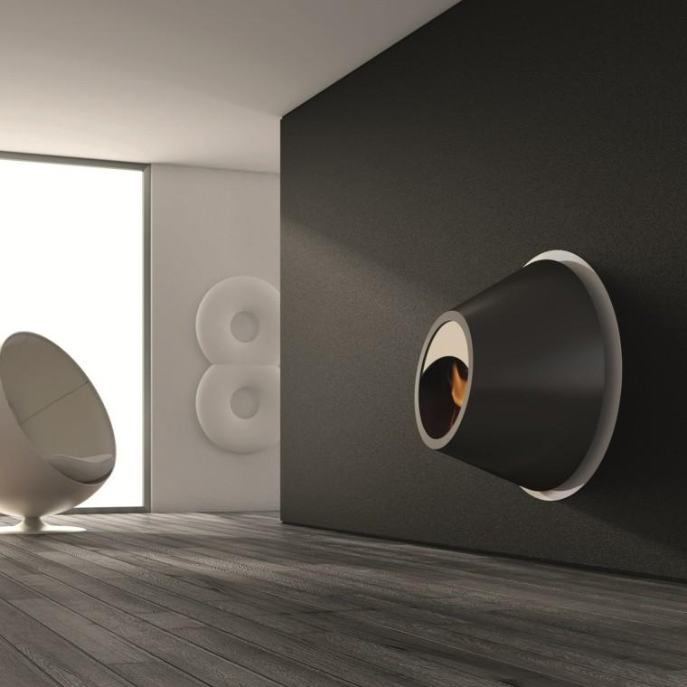 Francesco Lucchenese chimeneas de diseño moderno ideas