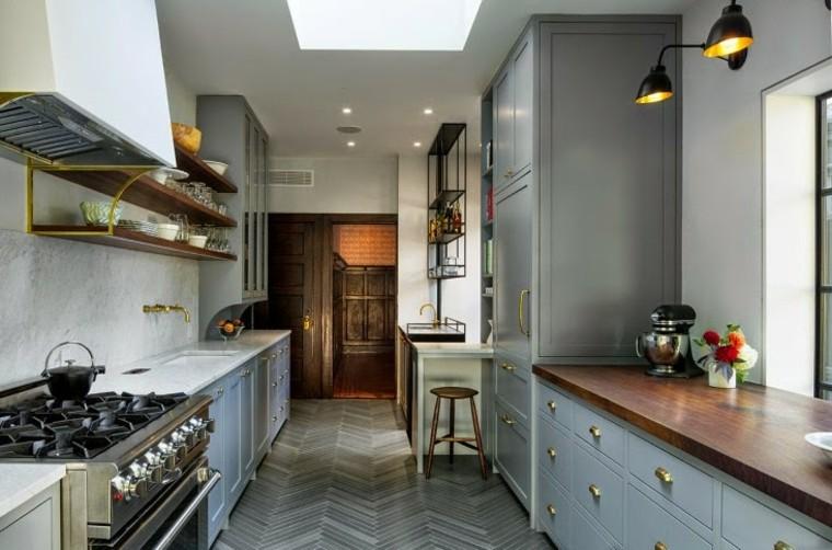 Gerry Smith muebles diseno original cocina moderna ideas