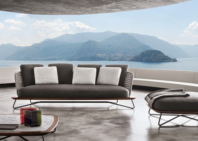 Lievore Altherr Molina disenador sofa ideas