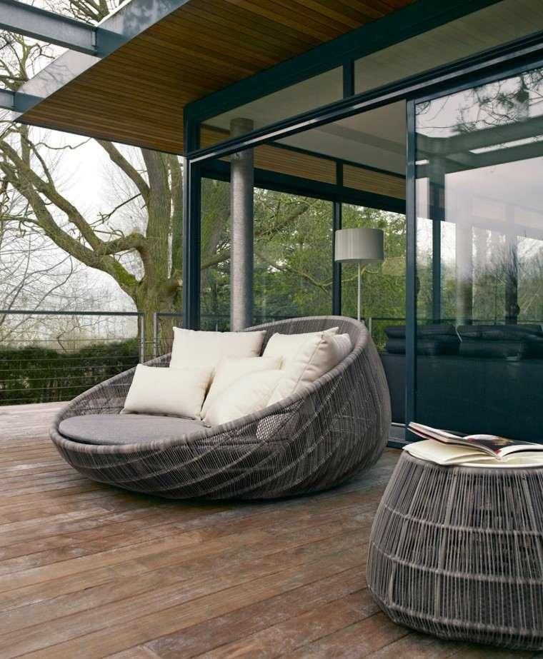 Patricia Urquiola sofa preciosa exterior ideas