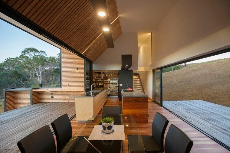 Philip M Dingemanse cocina isla distinta madera ideas