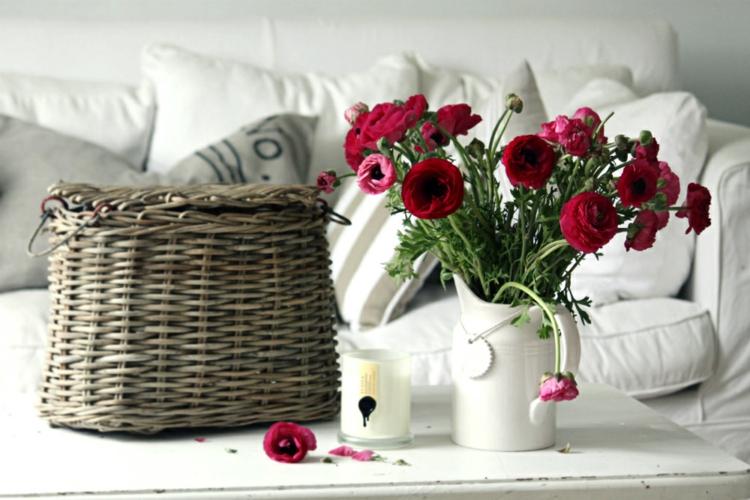 adornos florales elementos diseño ramas