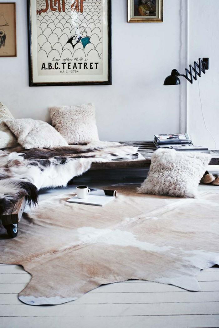 alfombras decorado jarrones pieles soluciones