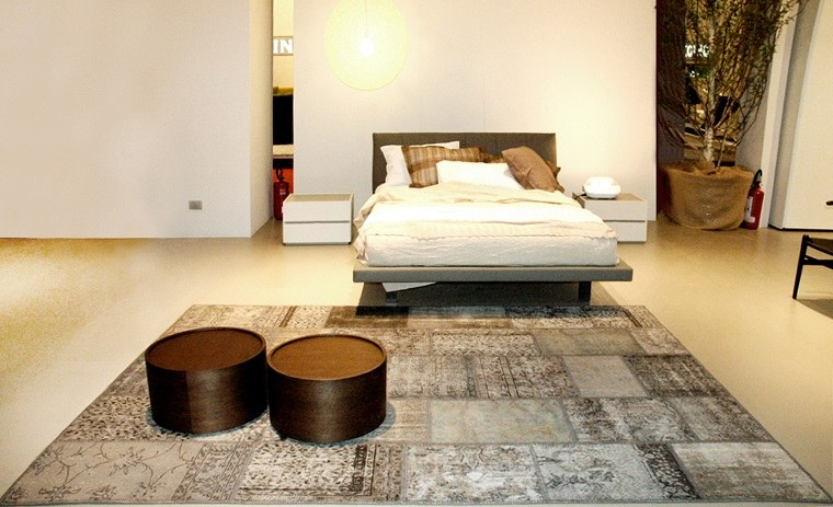 Alfombras modernas de distintos dise os - Alfombras para dormitorios ...