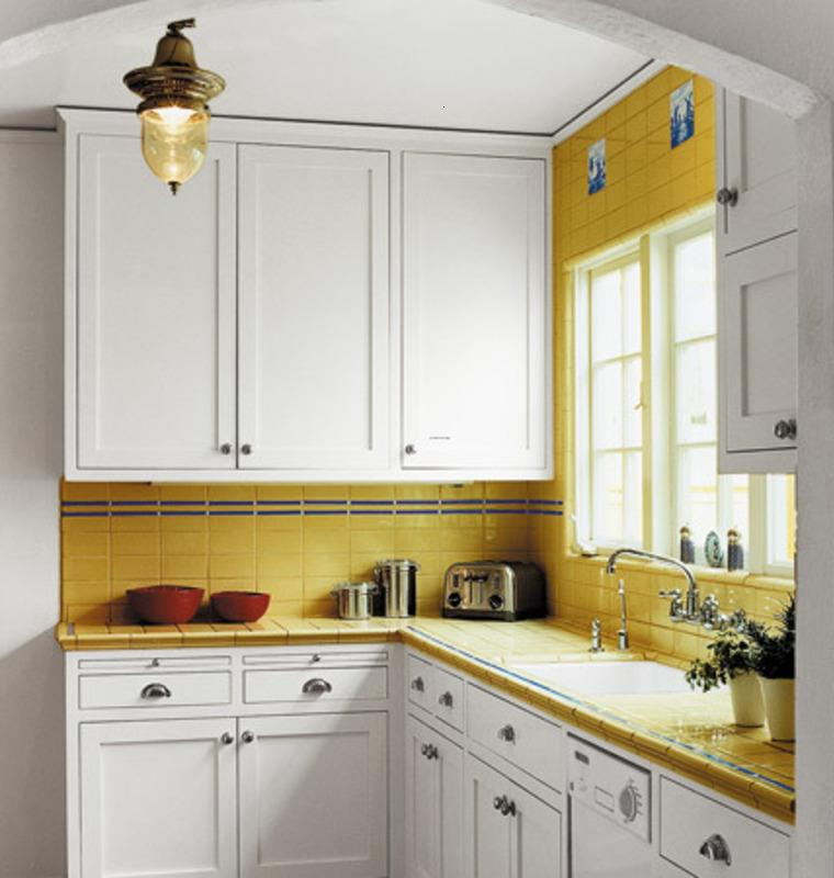 Simple Kitchen Design For Small House Kitchen: Decoración De Cocinas Chicas