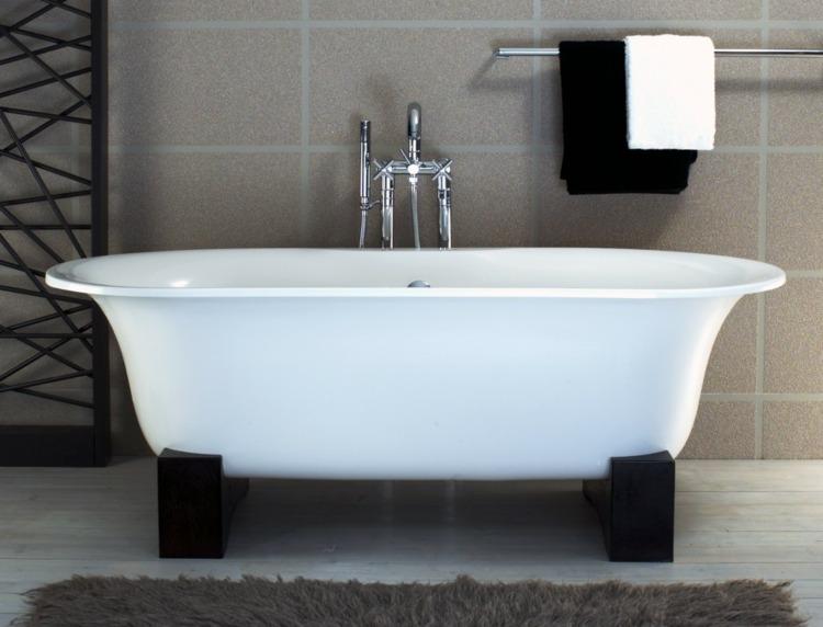 bañeras exentas ideas practicas detalles maderas