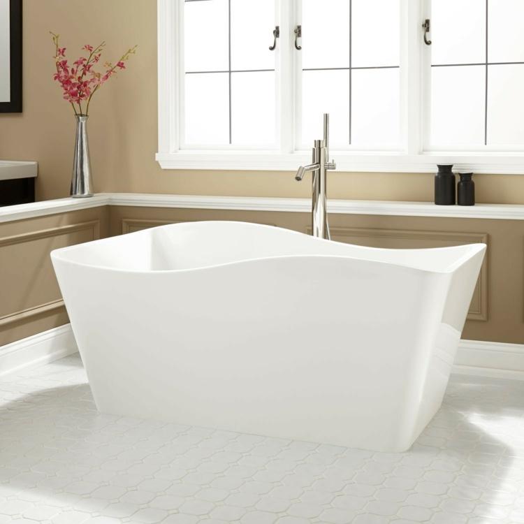 bañeras exentas ideas practicas luminosas ramas